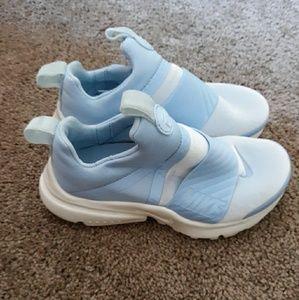 Baby Blue Nike Prestos